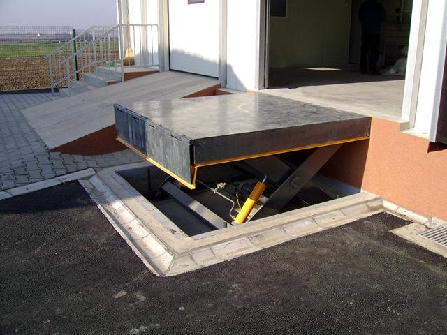 Mesa Elevadora Inkema
