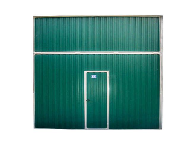 Puerta Industrial Basculante